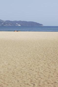 Aprendiendo geografia las playas de acapulco - Hamacas de playa ...