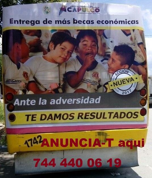 PROPAGANDA ANUNCIATE MAS 7444400619 PUBLICIDAD ANUNCIOS LETREROS