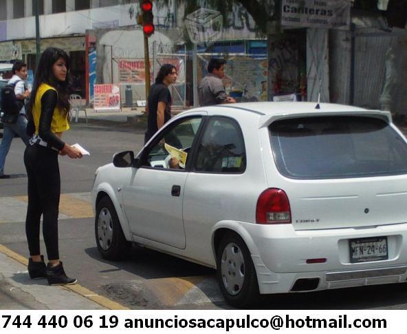 ACTIVACIONES AGENCIA ANIMADORAS 7444400619 EDECANES MODELOS VOLANTERAS