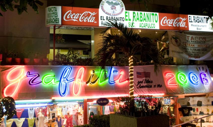Acapulco Nightlife