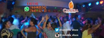 SPORT CANTA BAR DISCOTECA CANDELA COSTERA