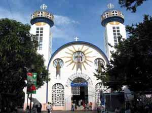 Acapulco's Catholic Cathedral