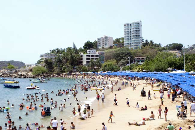 Caleta and Caletilla Beaches