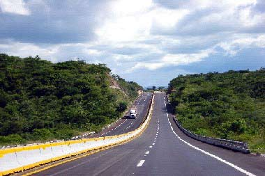 Mexican Toll Road