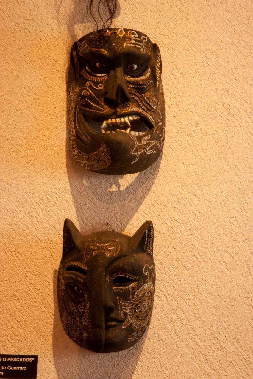 Casa de la Mascara